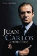 Portada de JUAN CARLOS: A PEOPLE S KING