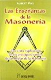 Portada de LAS ENSEÑANZAS DE LA MASONERIA: UNA AYUDA A LA HUMANIDAD PARA CULTIVAR LA LIBERTAD, LA AMISTAD Y EL CARACTER