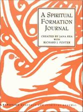 Portada de A SPIRITUAL FORMATION JOURNAL