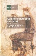 Portada de GUIA DE LITERATURA LATINA EN INTERNET