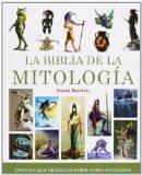 Portada de LA BIBLIA DE LA MITOLOGIA
