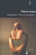 Portada de POESIA NEGRA