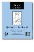 Portada de QUERELLE DE BREST