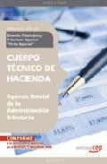 Portada de CUERPO TECNICO DE HACIENDA: AGENCIA ESTATAL DE LA ADMINISTRACION TRIBUTARIA: DERECHO FINANCIERO Y TRIBUTARIO ESPAÑOL: PARTE ESPECIAL
