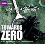 Portada de TOWARDS ZERO (BBC AUDIO)