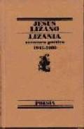 Portada de LIZANIA: AVENTURA POETICA 1945-2000