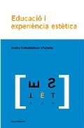 Portada de EDUCACIO I EXPERIENCIA ESTETICA