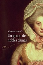 Portada de UN GRUPO DE NOBLES DAMAS (EBOOK)