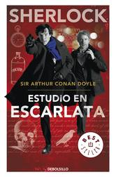 Portada de ESTUDIO EN ESCARLATA - EBOOK