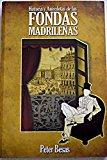 Portada de HISTORIA Y ANECDOTAS DE FONDAS MADRILEÑAS