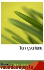 Portada de TENNYSONIANA