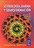 Portada de ASTROLOGIA KARMA Y TRANFORMACION