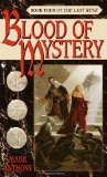 Portada de BLOOD OF MYSTERY: BOOK FOUR OF THE LAST RUNE
