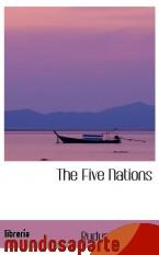 Portada de THE FIVE NATIONS