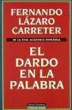 Portada de EL DARDO EN LA PALABRA