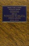 Portada de CÓDIGO DE LA FUNCIÓN PÚBLICA. (RÉGIMEN GENERAL)