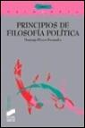 Portada de PRINCIPIOS DE FILOSOFIA POLITICA