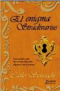 Portada de EL ENIGMA STRADIVARIUS