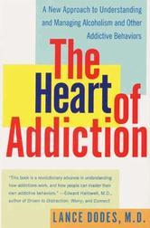 Portada de THE HEART OF ADDICTION