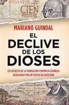Portada de EL DECLIVE DE LOS DIOSES