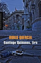 Portada de SANTIAGO QUIÑONES, TIRA - EBOOK