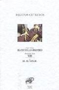 Portada de RELATOS CETREROS: EL CUCHILLOS MAESTRO ; YOR ; Y EL HALCONZAL