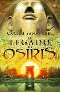 Portada de EL LEGADO DE OSIRIS