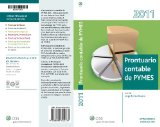 Portada de PRONTUARIO CONTABLE PARA PYMES 2011