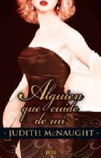 Portada de ALGUIEN QUE CUIDE DE MÍ (EBOOK)