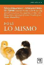 Portada de NO ES LO MISMO (EBOOK)