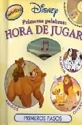 Portada de PRIMERAS PALABRAS: HORA DE JUGAR