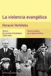 Portada de LA VIOLENCIA EVANGÉLICA - EBOOK