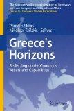 Portada de GREECE'S HORIZONS
