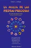 Portada de LA MAGIA DE LAS PIEDRAS PRECIOSAS