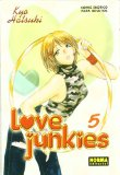 Portada de LOVE JUNKIES 5