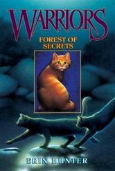 Portada de WARRIORS #3: FOREST OF SECRETS