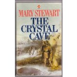 Portada de THE CRYSTAL CAVE