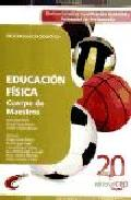 Portada de CUERPO DE MAESTROS. EDUCACION FISICA. PROGRAMACION DIDACTICA