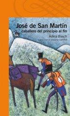 Portada de JOSÉ DE SAN MARTÍN (EBOOK)