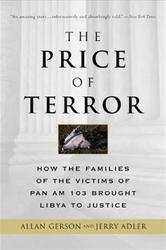 Portada de THE PRICE OF TERROR
