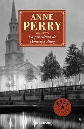 Portada de LA PROSTITUTA DE PENTECOST ALLEY