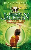 Portada de EL MAR DE LOS MONSTRUOS   (EBOOK)