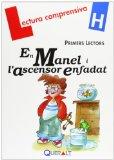 Portada de EN MANEL I L'ASCENSOR ENFADAT (LECTURA COMPRENSIVA)