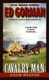 Portada de CAVALRY MAN: DOOM WEAPON