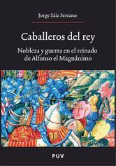 Portada de CABALLEROS DEL REY