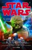 Portada de STAR WARS: EPISODIO II: EL ATAQUE DE LOS CLONES