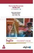 Portada de LENGUA EXTRANJERA, INGLES STUDENT S BOOK PARA LA EDUCACION SECUNDARIA DE ADULTOS