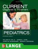 Portada de CURRENT DIAGNOSIS AND TREATMENT PEDIATRICS (LANGE CURRENT SERIES)