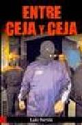 Portada de ENTRE CEJA Y CEJA