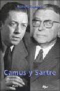 Portada de CAMUS Y SARTRE
